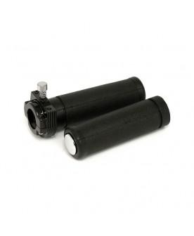 Poignées simple câble, noir