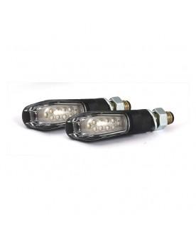 Clignotants  noir , LED