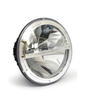 """Optique de phare LED 7"""""""