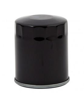 Filtre à huile noir