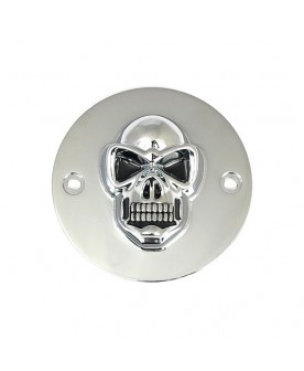 Cache allumage skull chrome...
