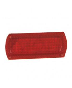 Cabochon feu rouge arriere