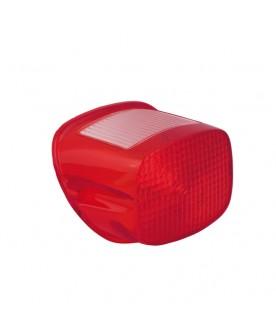 Cabochon de feu rouge arriere