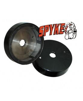 Rotor Spyke noir 32 amperes