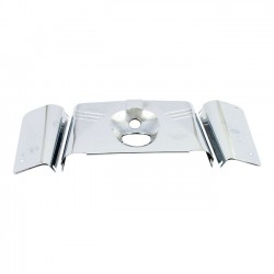 capotage de fourche chrome