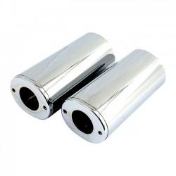 Kit couvre tubes de fourche...
