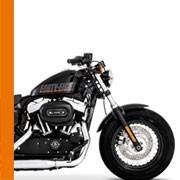 Spécialiste accessoire Harley Davidson - Les pièces SPORTSTER