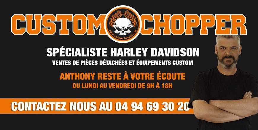 Custom Chopper Anthony Saint Maximin la Sainte Baume